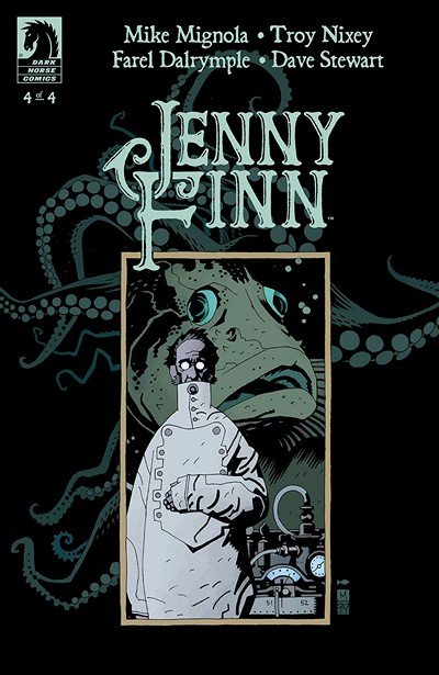 Jenny Finn #4 (2018)