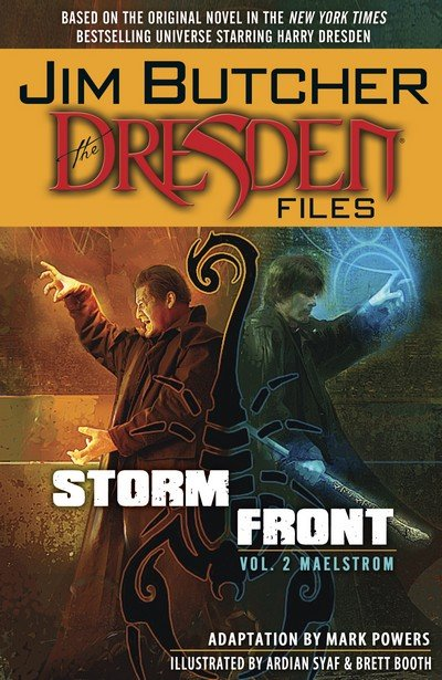 Jim Butcher's The Dresden Files – Storm Front Vol. 2 – Maelstrom (2011)