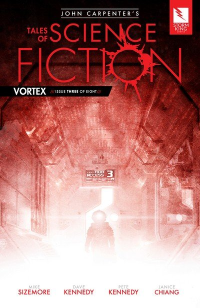 John Carpenter's Tales of Science Fiction – Vortex #3 (2018)