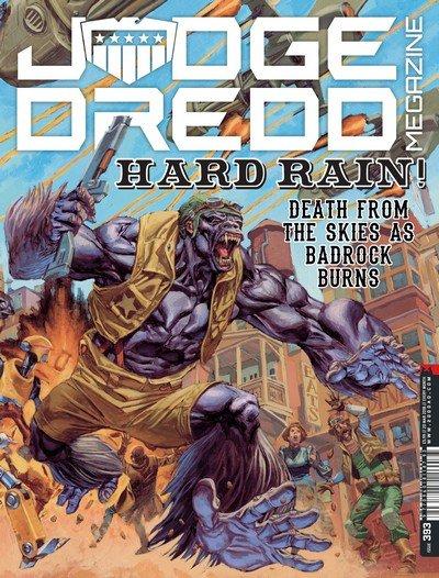 Judge Dredd Megazine #393 (2018)