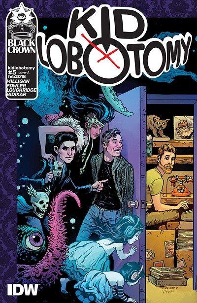 Kid Lobotomy #5 (2018)
