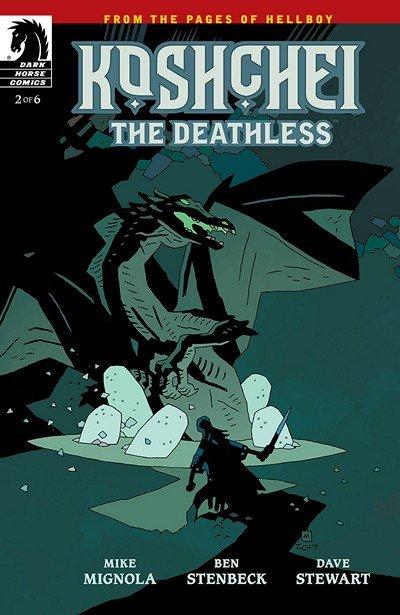 Koshchei The Deathless #2 (2018)