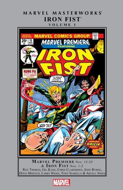 Marvel Masterworks – Iron Fist Vol. 1 – 2 (2011-2012)