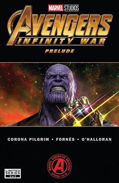 Marvel's Avengers – Infinity War Prelude #2 (2018)
