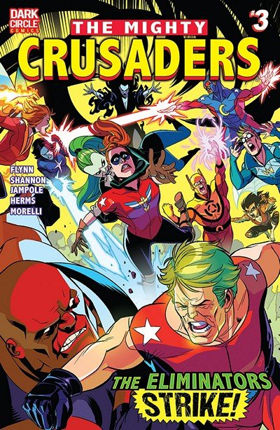 The Mighty Crusaders #3 (2018)