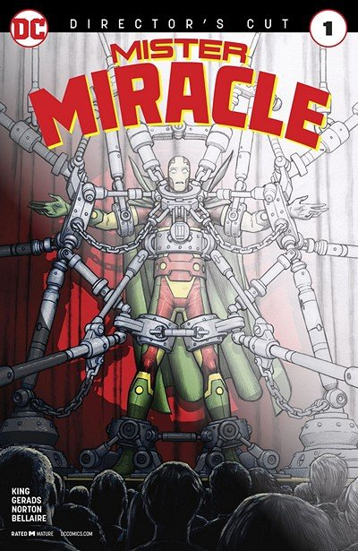 Mister Miracle Director's Cut #1 (2018)