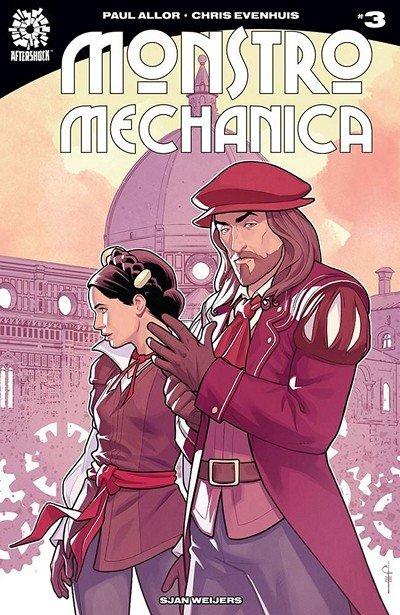 Monstro Mechanica #3 (2018)