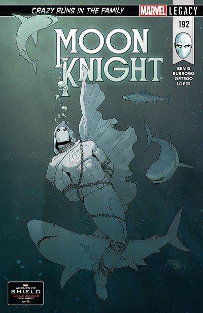 Moon Knight #192 (2018)