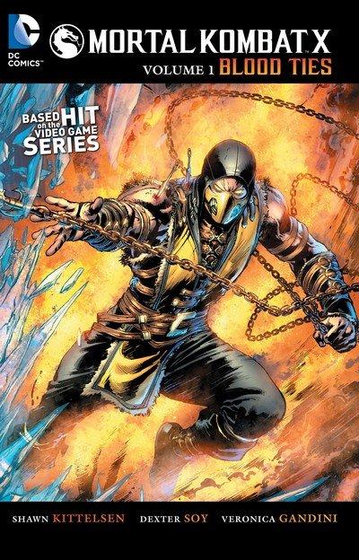 Mortal Kombat X Vol. 1 – 3 (TPB) (2015-2017)