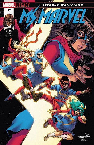 Ms. Marvel #27 (2018)