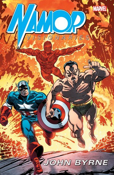 Namor Visionaries – John Byrne Vol. 2 (2012)