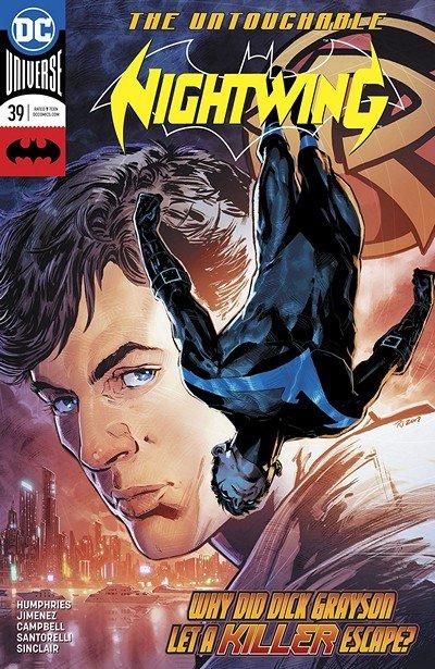 Nightwing #39 (2018)