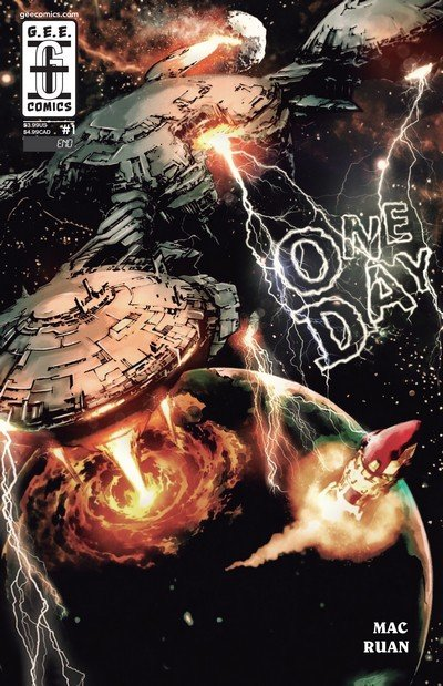 One Day (End) #2 (2018)