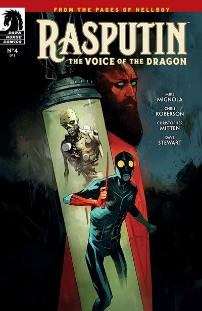 Rasputin – The Voice Of The Dragon #4 (2018)
