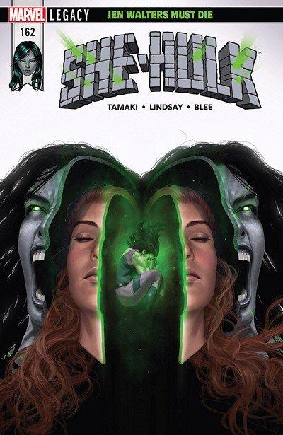 She-Hulk #162 (2018)