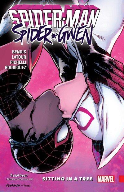 Spider-Man-Spider-Gwen – Sitting In A Tree (TPB) (2017)