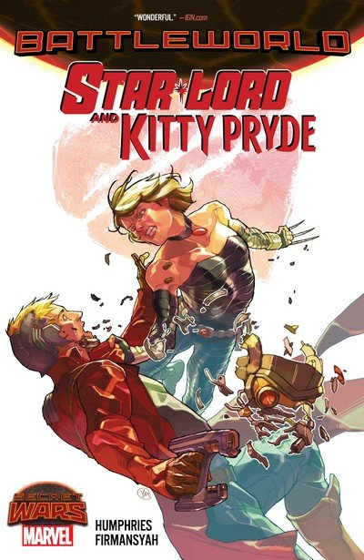 Star-Lord and Kitty Pryde (TPB) (2015)