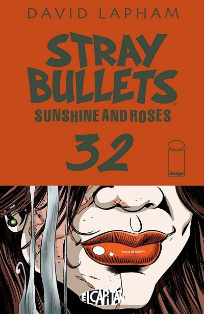 Stray Bullets – Sunshine And Roses #32 (2018)
