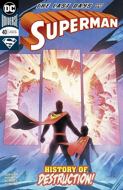 Superman #40 (2018)