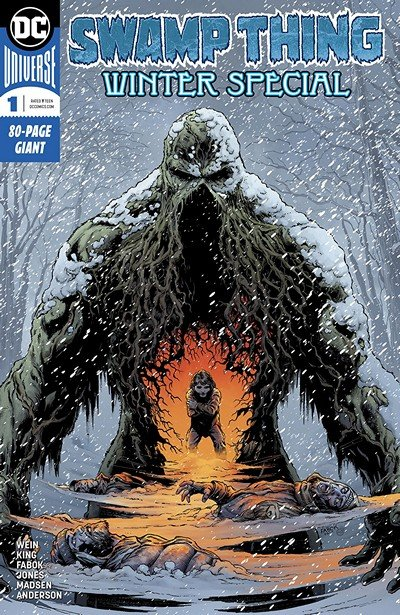 Swamp Thing Winter Special #1 (2018)