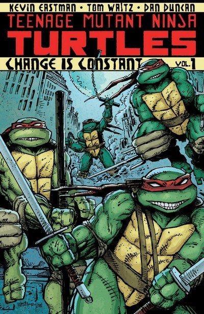 Teenage Mutant Ninja Turtles Vol. 1 – 17 (TPB) (2012-2017)