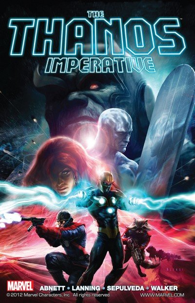 Thanos Imperative (TPB) (2011)