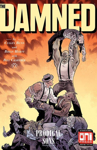 The Damned #8 (2018)