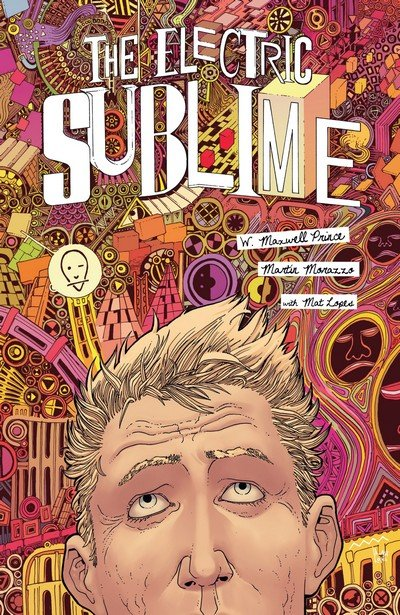 The Electric Sublime (TPB) (2017)