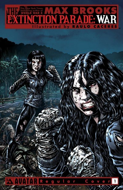 The Extinction Parade – War #1 – 5 (2014)