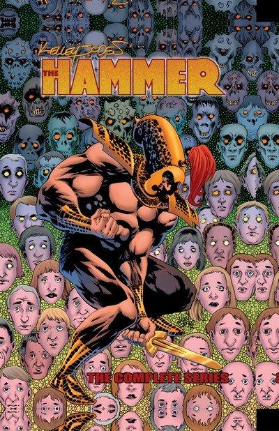 The Hammer – Kelley Jones' Complete Series (2014)
