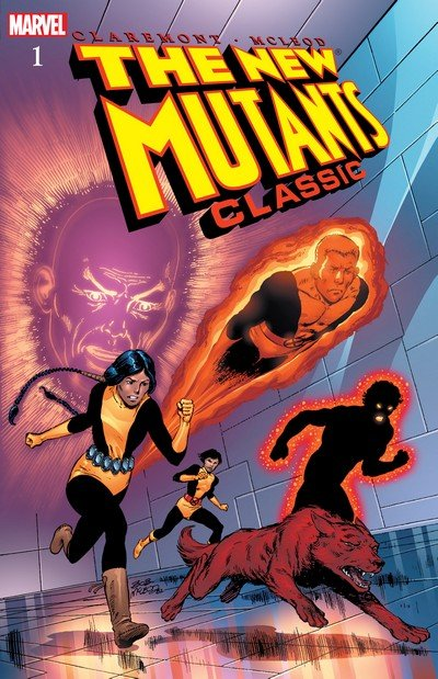 The New Mutants Classic Vol. 1 – 7 (TPB) (2006-2012)