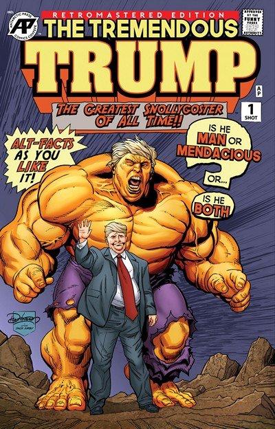 The Tremendous Trump – Retromastered Edition #1 (2018)