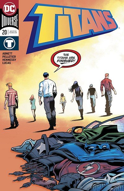 Titans #20 (2018)
