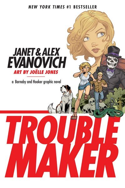 Troublemaker – A Barnaby and Hooker Graphic Novel (2011)