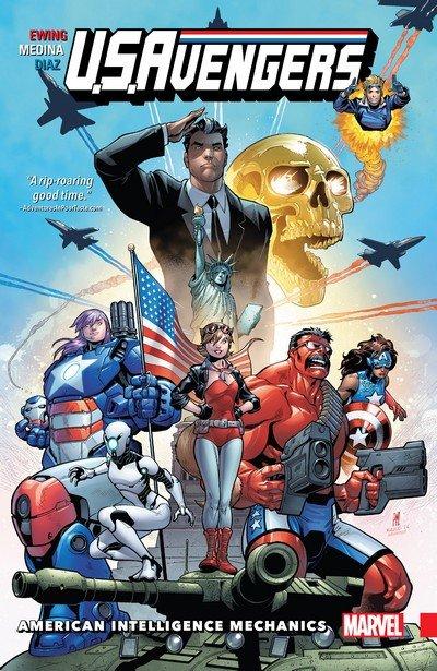 U.S.Avengers Vol. 1 – 2 (TPB) (2017-2018)