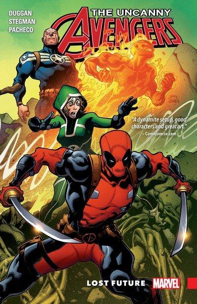 Uncanny Avengers – Unity Vol. 1 – 4 (TPB) (2016-2017)