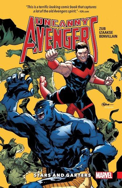 Uncanny Avengers – Unity Vol. 5 – Stars and Garters (TPB) (2018)