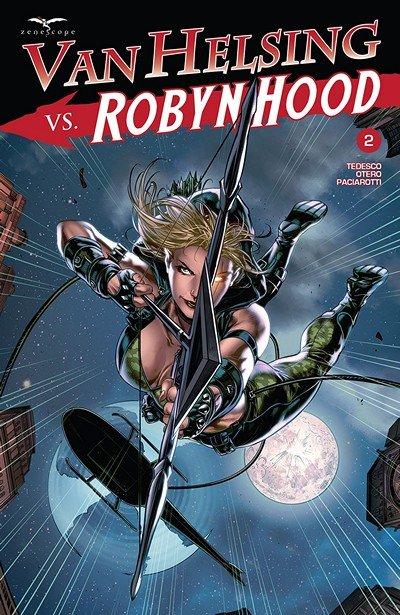 Van Helsing Vs Robyn Hood #2 (2018)