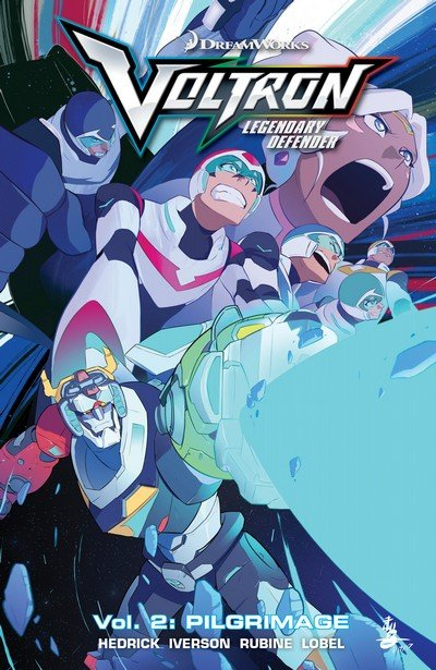 Voltron – Legendary Defender Vol. 2 – Pilgrimage (2018)