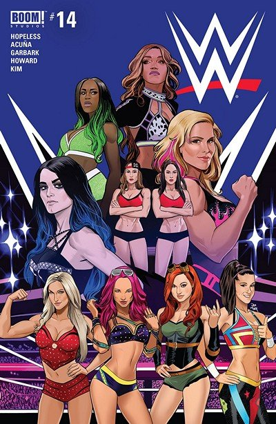 WWE #14 (2018)