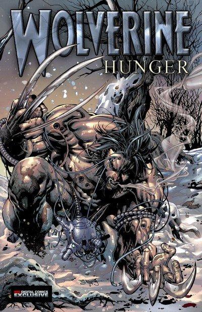 Wolverine – Hunger #1 (2009)