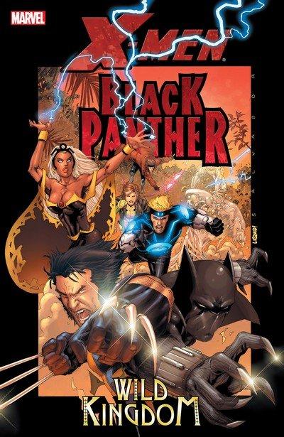 X-Men – Black Panther – Wild Kingdom (TPB) (2014)