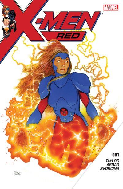 X-Men Red #1 – 11 + Annual (2018-2019)