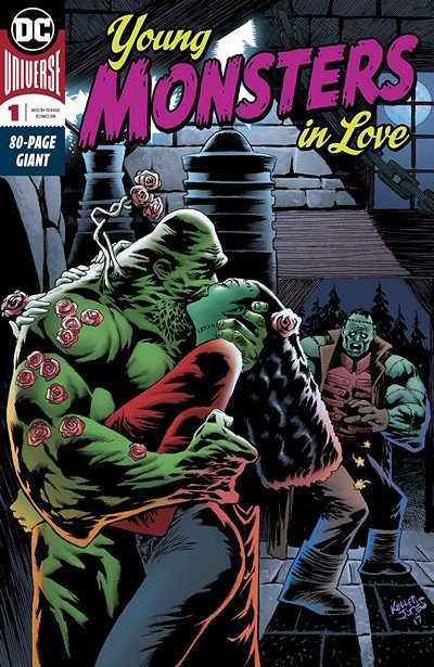 Young Monsters In Love #1 (2018)