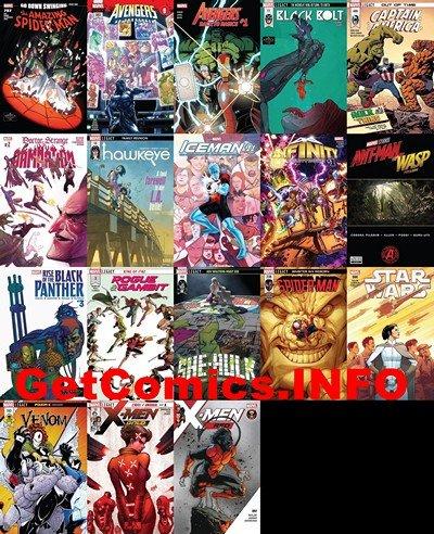 2018.03.07 Marvel Week+