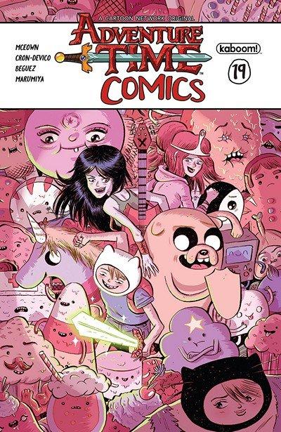 Adventure Time Comics #19 (2018)