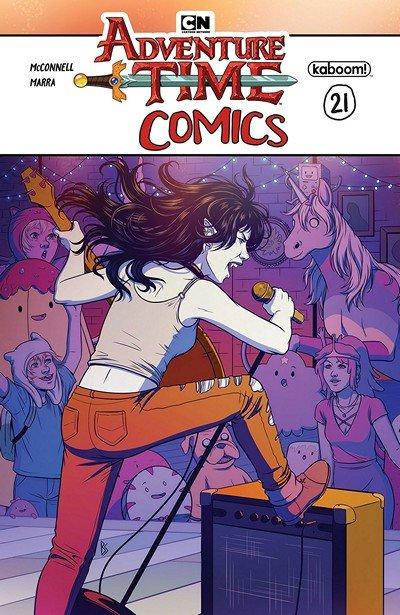 Adventure Time Comics #21 (2018)