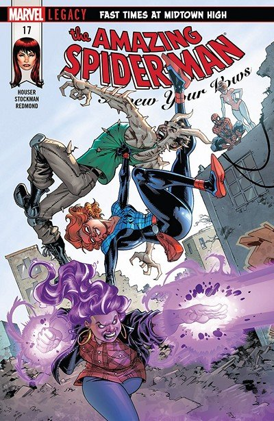 Amazing Spider-Man – Renew Your Vows #17 (2018)
