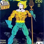 Aquaman – Time and Tide #1 – 4 (1993)