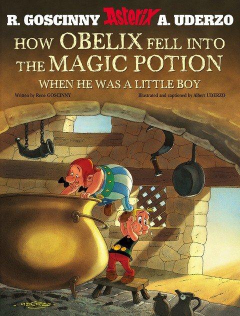 Asterix – How Obelix Fell into the Magic Potion (2009)